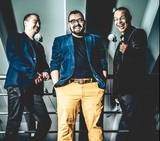 Yarosh Organ Trio wAkwarium